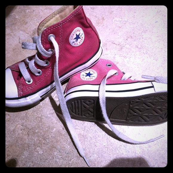 Converse Other - Girl Converse Shoes